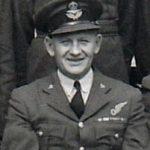 Flt Lt Wally Holmes