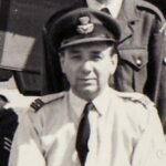 John Thomas Waterhouse (207208). Commissioned 7/2/1963.  Commission resigned 15/7/1975. Passed away on 5th March 2014.
